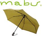 mabu 自動開閉折りたたみ傘 RAKURAKU バジル3,000 ポイント