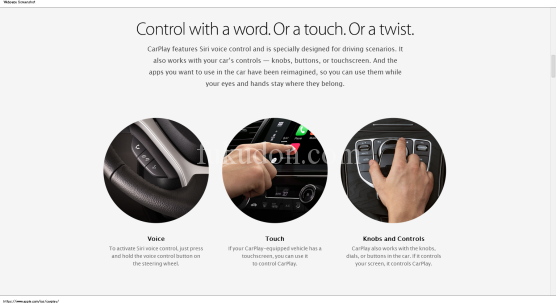 Apple - CarPlay (1)