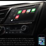 アップルが自動車用iOS『CarPlay』を発表!iPhoneやカーナビをSiriの音声認識で楽々操作!