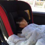 タカタのチャイルドシート『takata 04-ifix』を購入※取り付け・赤ちゃん試乗した感想
