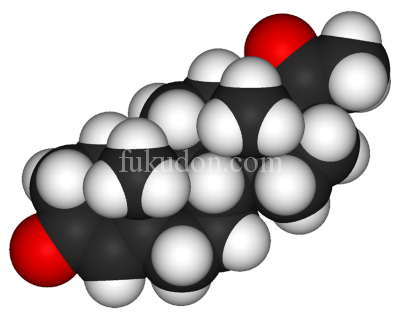 1024px-Progesterone-3D-vdW