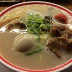 赤坂でおいしい博多ラーメン『九州じゃんがら』でぼんしゃんラーメン全部入りを食す。