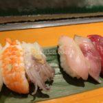赤坂で手軽にランチが楽しめる『うまい鮨勘』で本格にぎり寿司をリーズナブルに食す。
