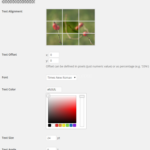 【WordPressプラグイン】画像アップロード時に自動で透かしを入れられる『Easy Watermark』で画像の不正利用を防ごう!