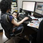育児をしながら自宅で仕事をしている、あるアフィリエイター兼ブロガーの現実をお見せしましょう。