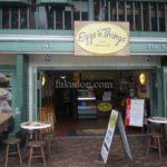 Eggs 'n Things(エッグスンシングス)本店でパンケーキとエッグベネディクトを食べたよ!