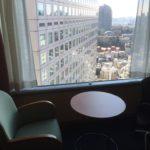 品川プリンスホテル アネックスタワー22階に宿泊しました。