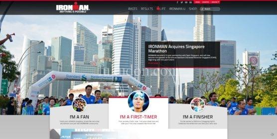 アイアンマンレース公式サイト