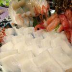すすきの「禅」で海鮮しゃぶしゃぶと北海道の地酒を堪能