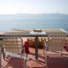 豊島『海のレストラン』~瀬戸内の海を眺めながら豊島の食材をふんだんに使った料理を楽しめます~